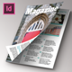 40 Page InDesign Magazine Template Vol. 2 - GraphicRiver Item for Sale