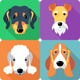 Dog Set - GraphicRiver Item for Sale