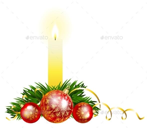 Baubles - Christmas Seasons/Holidays