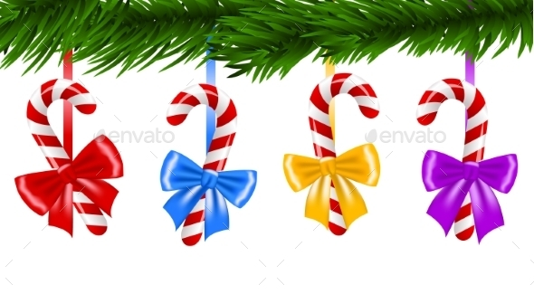 Sugar Canes  - Christmas Seasons/Holidays