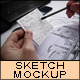 Sketchbook Paper Mock-Up  - GraphicRiver Item for Sale