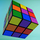 Rubik's Cube Logo Reveal - VideoHive Item for Sale