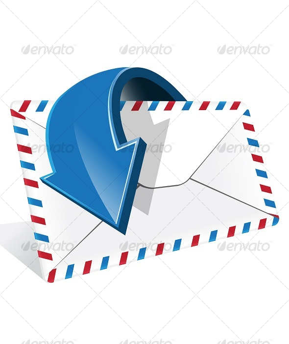 Envelope - Web Elements
