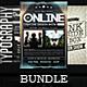 Design Shows - Flyers Bundle - GraphicRiver Item for Sale