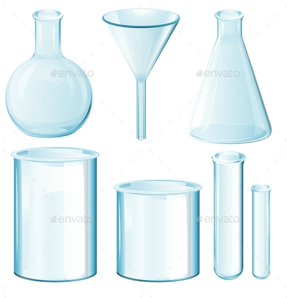 Science Equipments - Man-made Objects Objects