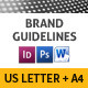 Brand Identity Guidelines Template - GraphicRiver Item for Sale