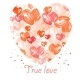 Watercolor Heart - GraphicRiver Item for Sale