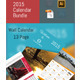 2015 Calendar Bundle - GraphicRiver Item for Sale