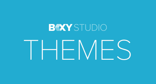 Boxy Studio Themes