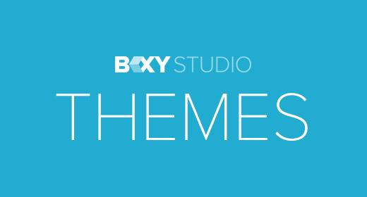 Boxy Studio Themes