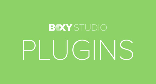 Boxy Studio Plugins