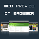 Site on Browser Preview - 2.0 - - GraphicRiver Item for Sale