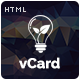 Lantern -  Responsive vCard Template Nulled