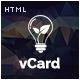 Lantern -  Responsive vCard Template - ThemeForest Item for Sale