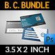 Corporate Business Card Bundle Vol.6 - GraphicRiver Item for Sale