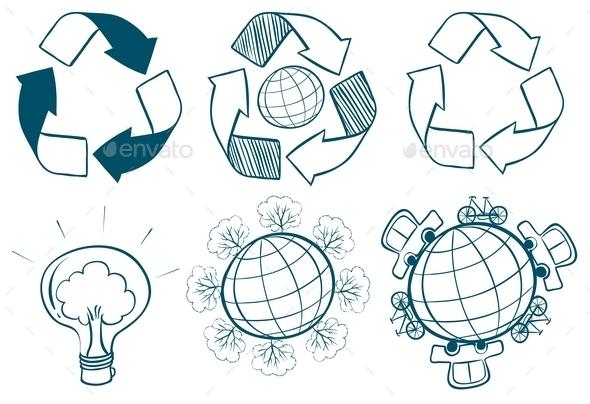 Environmental Signs - Decorative Symbols Decorative