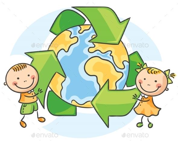 Environmental Conservation - Nature Conceptual