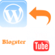 Video Blogster Pro - import YouTube, DailyMotion, Hulu, MixCloud, SoundCloud, Spotify, Vimeo