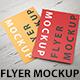 5x7'' Flyer Mockup - GraphicRiver Item for Sale