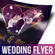 Wedding Flyer - Dimondu - GraphicRiver Item for Sale