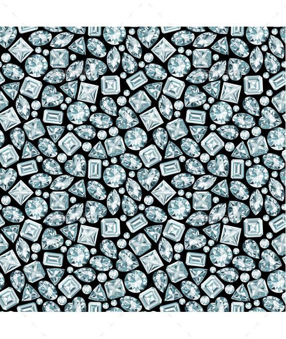 Diamond Pattern - Patterns Decorative
