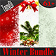 Winter Holiday | Bundle - GraphicRiver Item for Sale