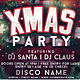 Xmas Party Fb Timeline Cover - GraphicRiver Item for Sale