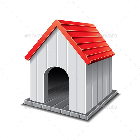 Dog House - Man-made Objects Objects