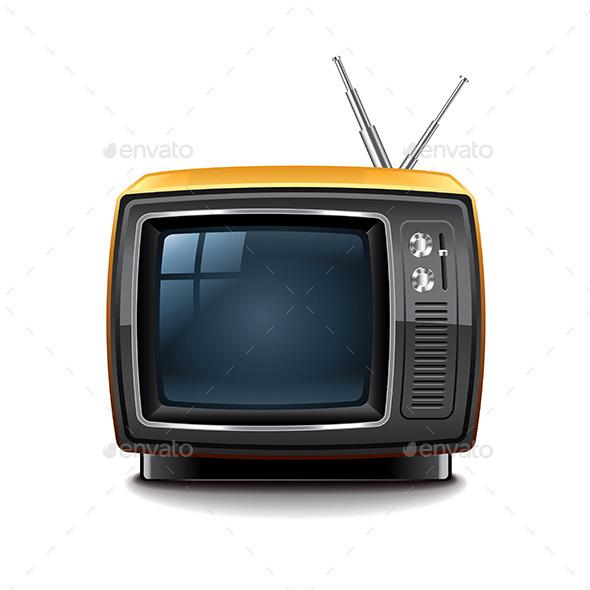 Retro TV  - Media Technology