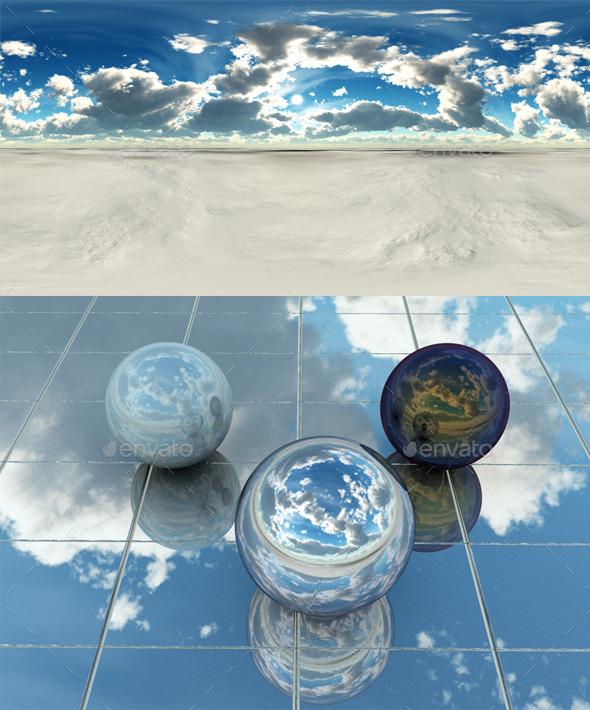 Desert 190 - 3DOcean Item for Sale