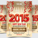 New Year Party Flyer / Poster - 20 - GraphicRiver Item for Sale