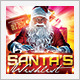 Santa's Wishlist Christmas Party - GraphicRiver Item for Sale