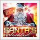 Santa's Wishlist Christmas Party - GraphicRiver Item for Sale