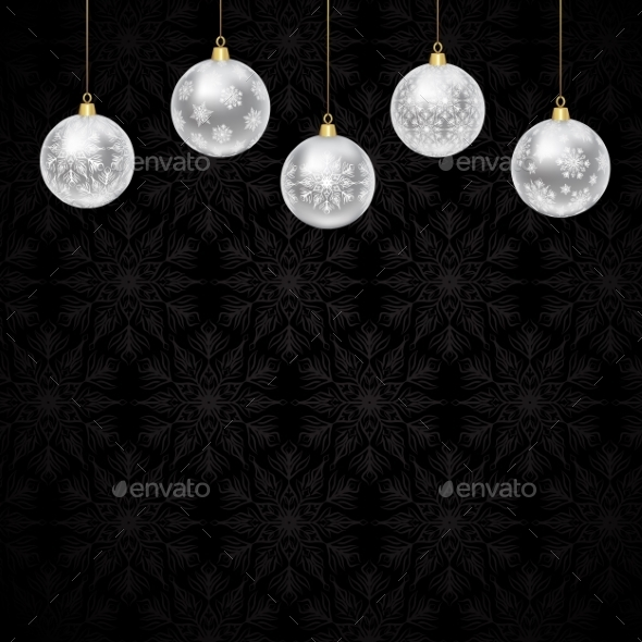 Christmas Baubles - Christmas Seasons/Holidays