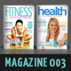 Magazine 003 - GraphicRiver Item for Sale