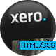 Xero Portfolio & Business HTML/CSS Site Template - ThemeForest Item for Sale