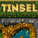 Christmas Tinsel and Knitted Photoshop Action - GraphicRiver Item for Sale