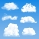 Blue Clouds - GraphicRiver Item for Sale