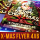 Christmas Flyer Template (4x6) - GraphicRiver Item for Sale