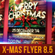 Christmas Flyer Template (8.5x11) - GraphicRiver Item for Sale