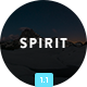 Spirit - Video Email (optional) + Themebuilder Nulled