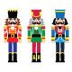 Christmas Nutcracker Soldier Figurines - GraphicRiver Item for Sale
