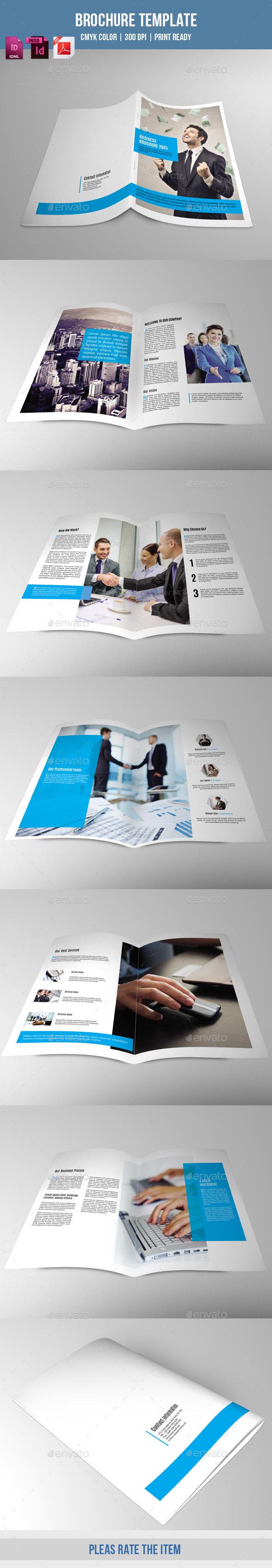 Bifold Brochure for Business-V162 - Corporate Brochures