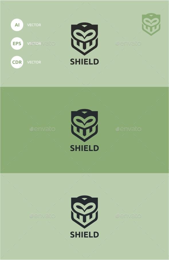 Shield - Abstract Logo Templates