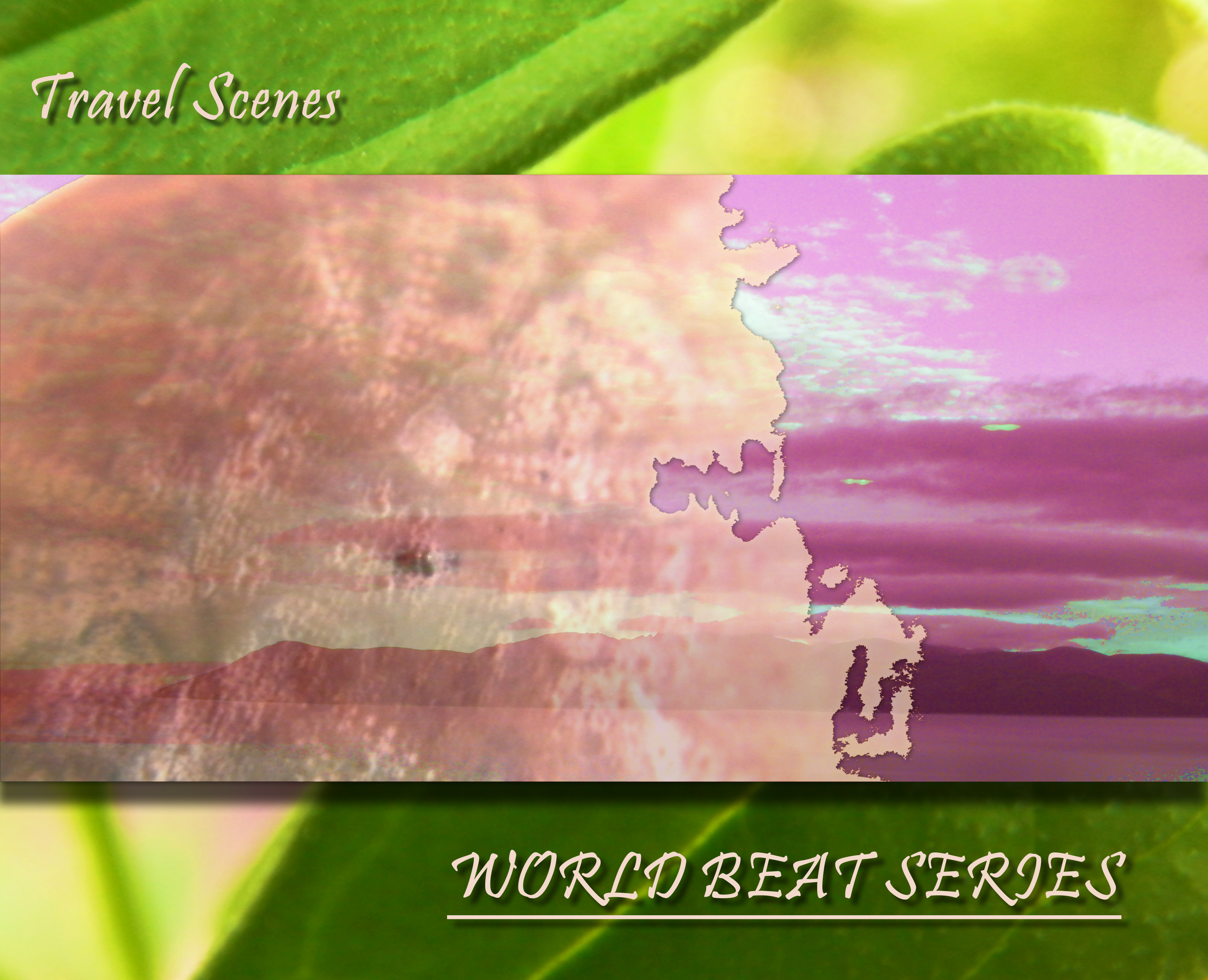 Film & TV music- Travel Scenes: World Beat Series