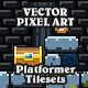 Vector Pixel Art Tileset - GraphicRiver Item for Sale