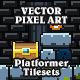Vector Pixel Art Tileset - GraphicRiver Item for Sale