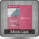 Realistic Rack Card Mock Up - GraphicRiver Item for Sale