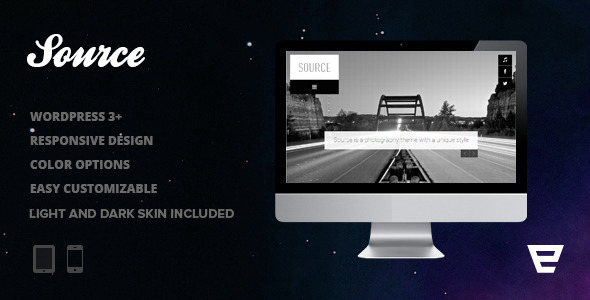 Source – Responsive Photography WordPress Theme