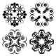 Set of the floral ornaments - GraphicRiver Item for Sale